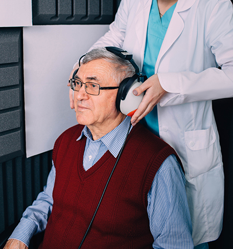Comprehensive Hearing Evaluation